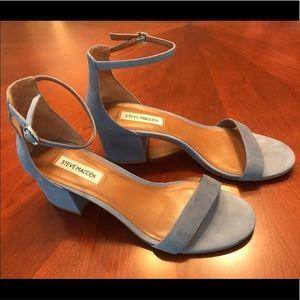 """Steve Madden """"Irene"""" block heels  9.5"""